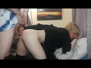 Rosie Kawaii (Sissy femboy ladyboy shemale trans tranny t-girl trap anal sex hard deep tight asshole creampie cum in gay)