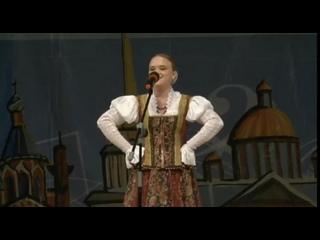 Полина Натёртышева - «Эх, сапожки»