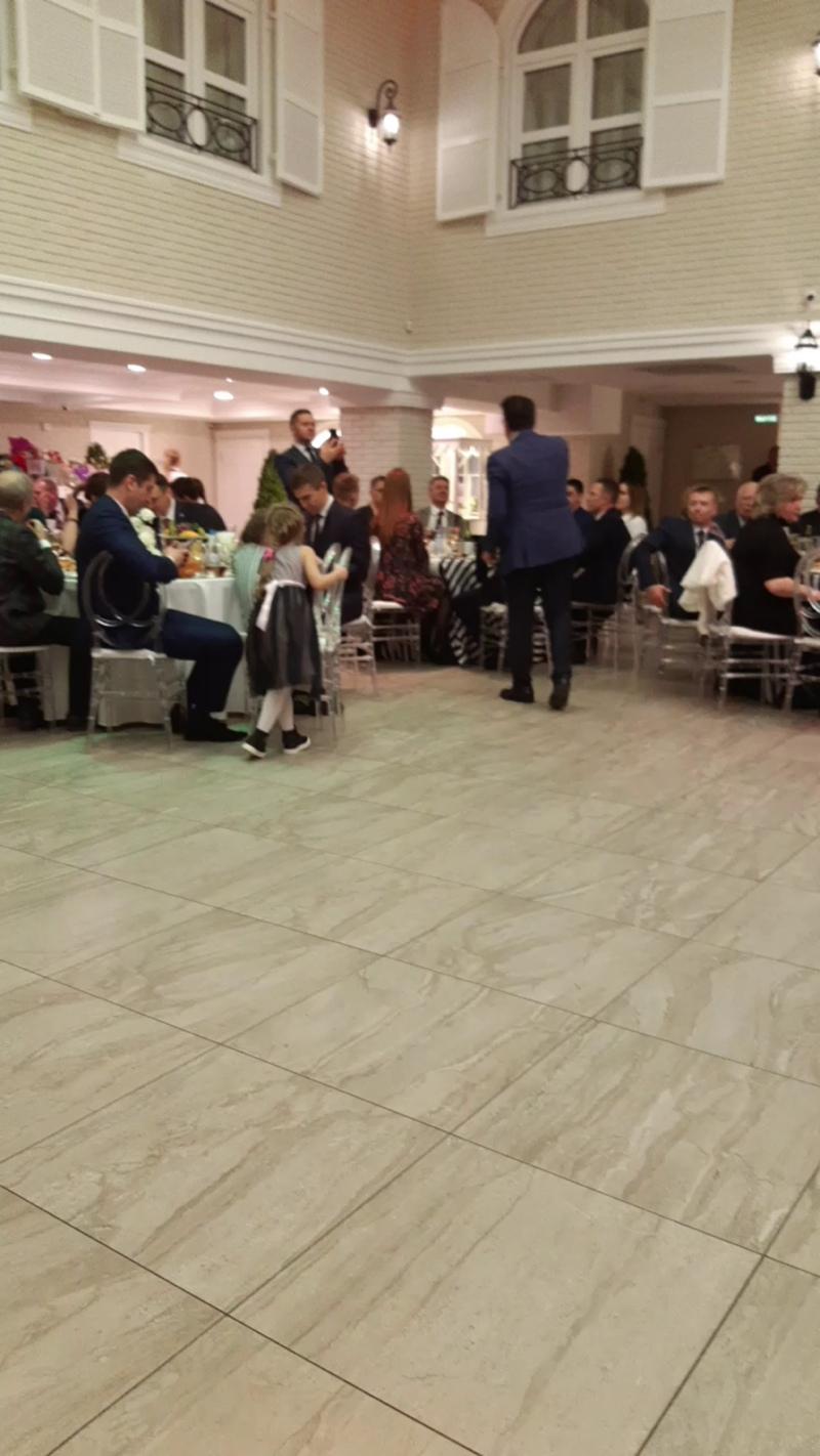 Гала-ужин, банкетный зал Вятка