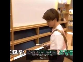 Taehyung and Jimin are really