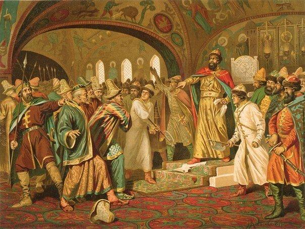 Первый Царь и Великий Князь