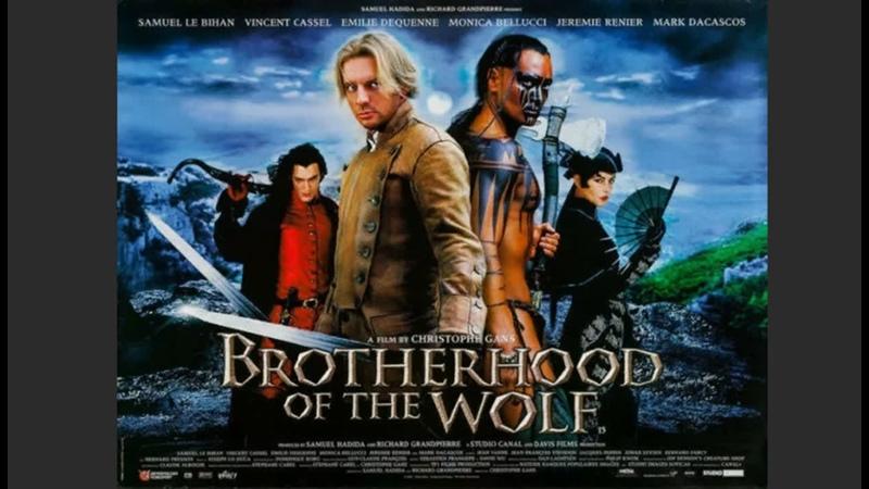 VHS навсегда Братство волка 2001