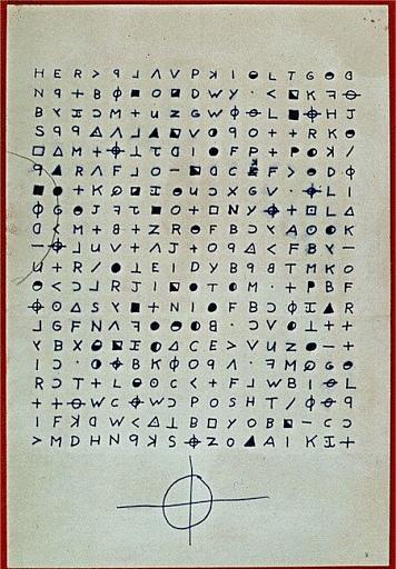 Расшифровано письмо серийного убийцы Зодиака «Шифр 340»