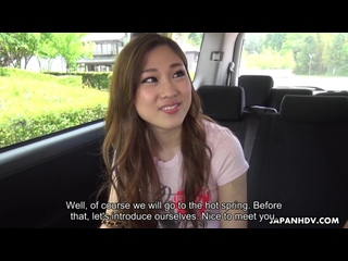 Maki Horiguchi - JapanHDV ## JAV masturbation outdoors asian brunette teen publicagent