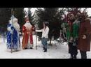Новогоднее видео поздравление творческого состава Прибельского МДК