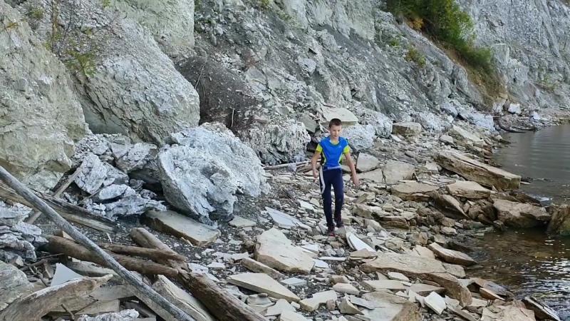 кросс-поход в горы в Полазне
