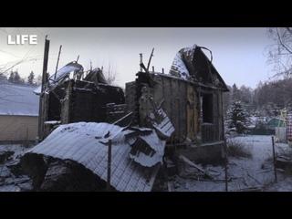 Жестокое убийство семьи на даче в Подмосковье