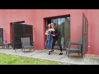 Salsa con Alain y Katerina | TROMBORANGA
