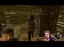 Necros Играю за Гоуст Фейс и выживаю против Билли - Дед бай Дейлайт