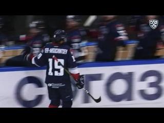 Первый гол Семёна Дер-Аргучинцева!