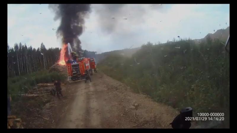 Видео от ЧП и ДТП Витебск