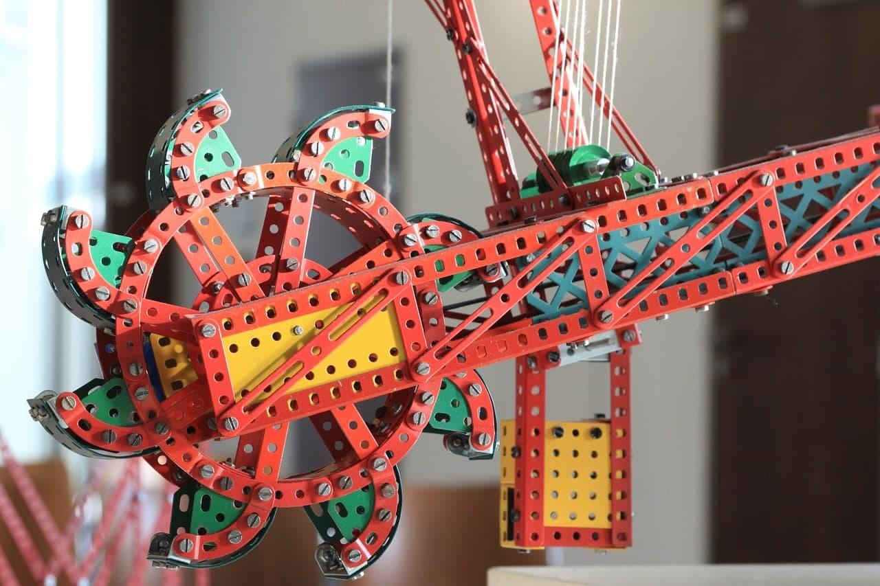 Дошкольники Нижегородского научились конструированию. Фото pixbay.com
