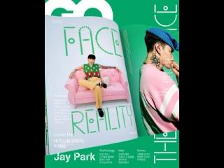 [] Jay Park x GQ Korea