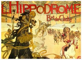 Западные ретро плакаты ХIХ-ХХ веков
