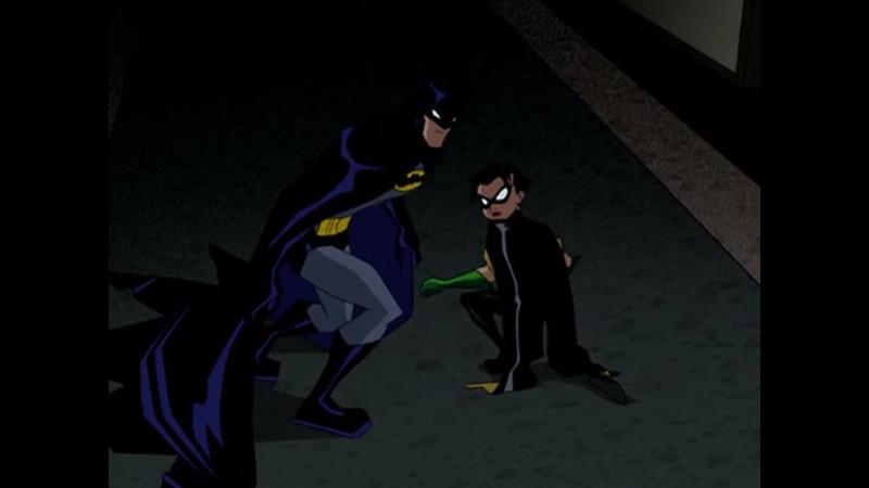 Бэтмен 2004 2008 Сезон 5 Серия 8