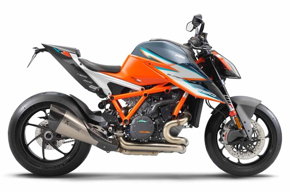 Мотоцикл KTM 1290 Super Duke RR Limited Edition 2021