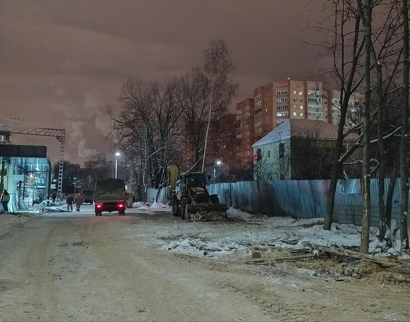 Подписчики сообщают, что проход на Баковке наконец-то открыт