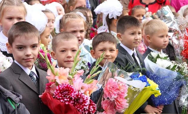 День Учителя - самый замечательный праздник!