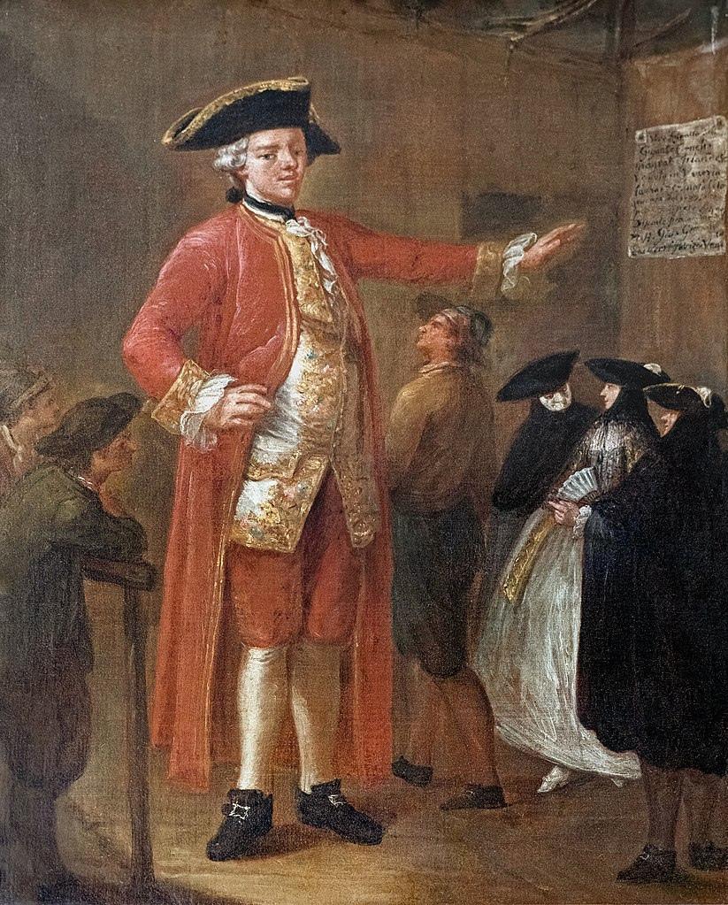 Корнелиус Маграт (1736–1760)