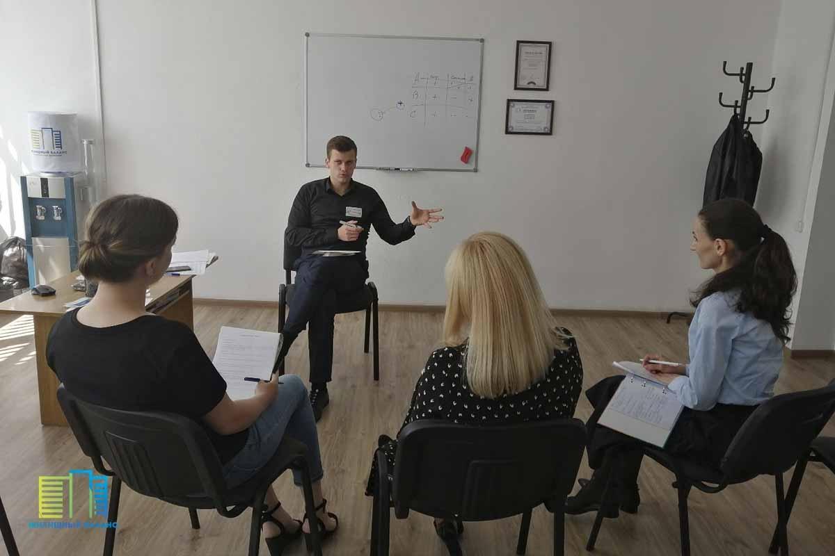 """Фото с собеседования в Витебском офисе ПК """"Жилищный баланс"""""""