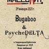Bugaboo и PsycheDELTA в Массолите