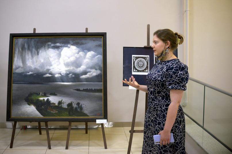 Экскурсия по выставке «Русский Архетип