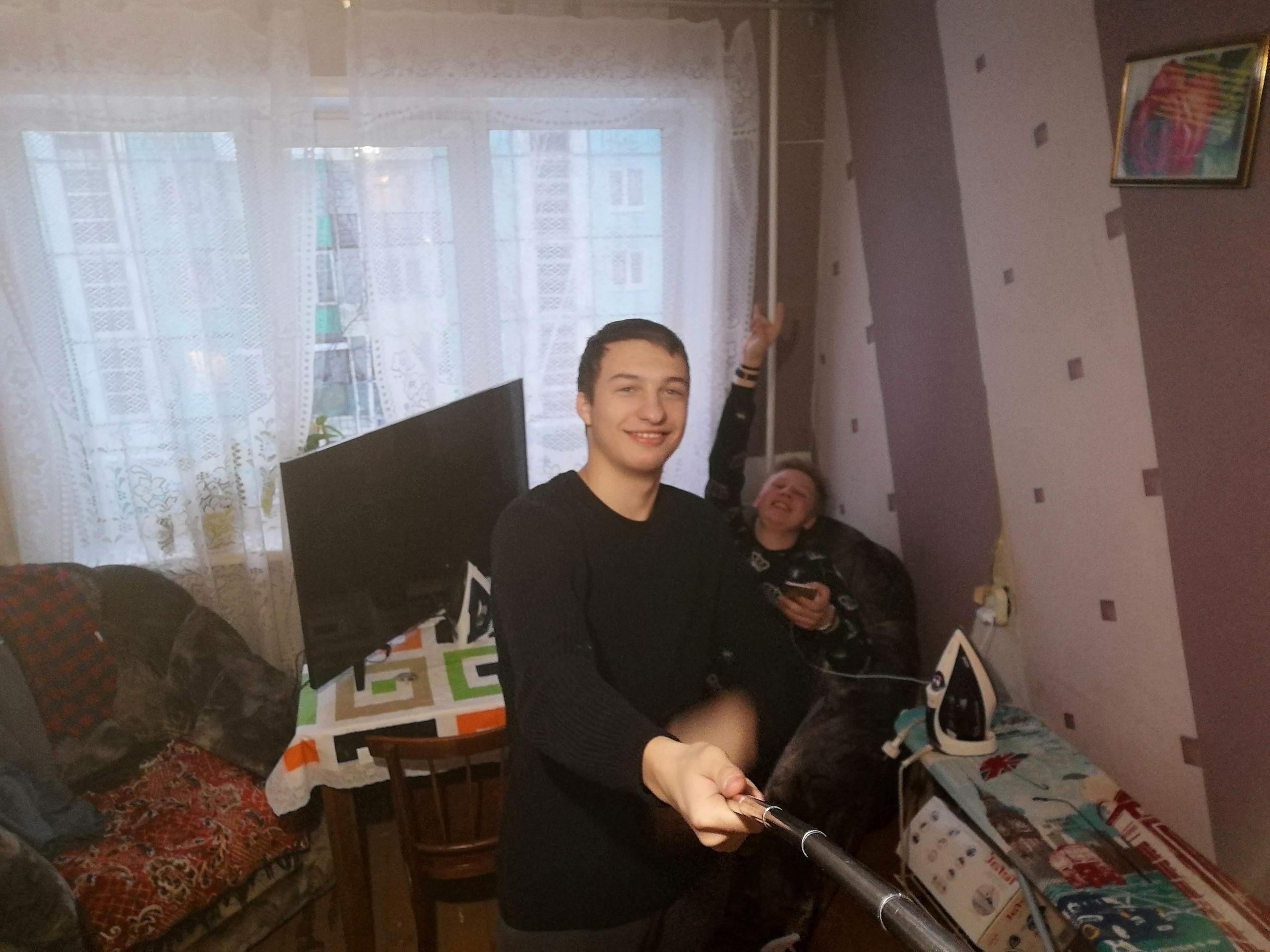 Филипп, 19, Tulun