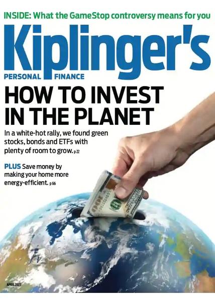 Kiplinger  x27 s Personal Finance 2021-04