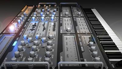 Tone2 - Electra 2.8.0 - Fixed (STANDALONE, VSTi) [WiN x64