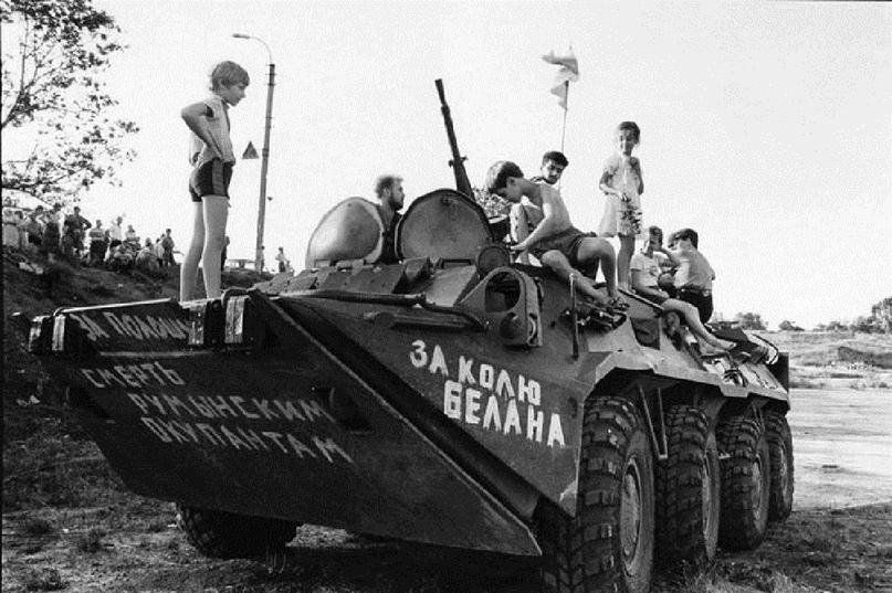 📅 2 марта 1992 г. 29 лет назад начался конфликта в Приднестровье