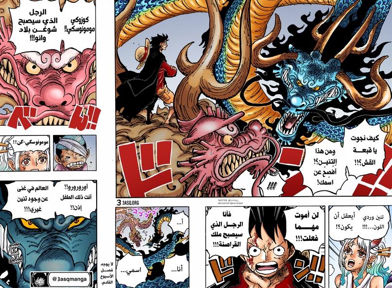 One Piece arab 1025, image №17