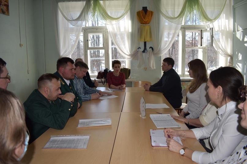 Состоялась выездная встреча со школьными лесничествами, изображение №3