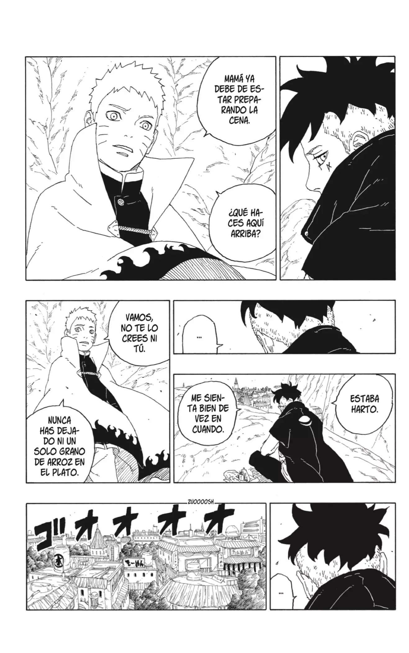 Boruto Manga Capitulo 60, image №23