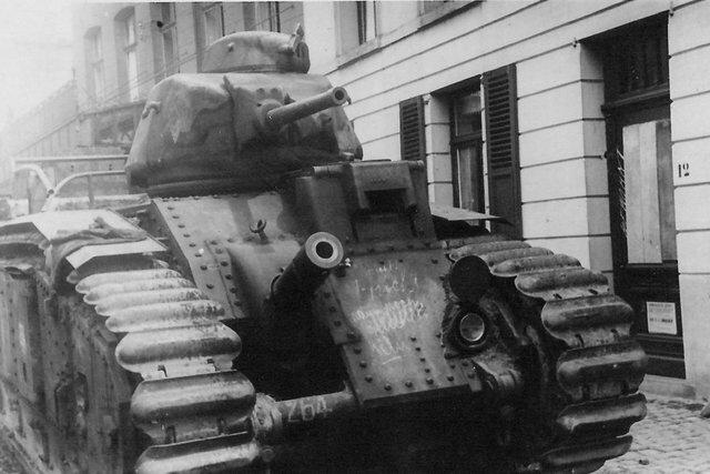 Французский танковый Ас., изображение №5