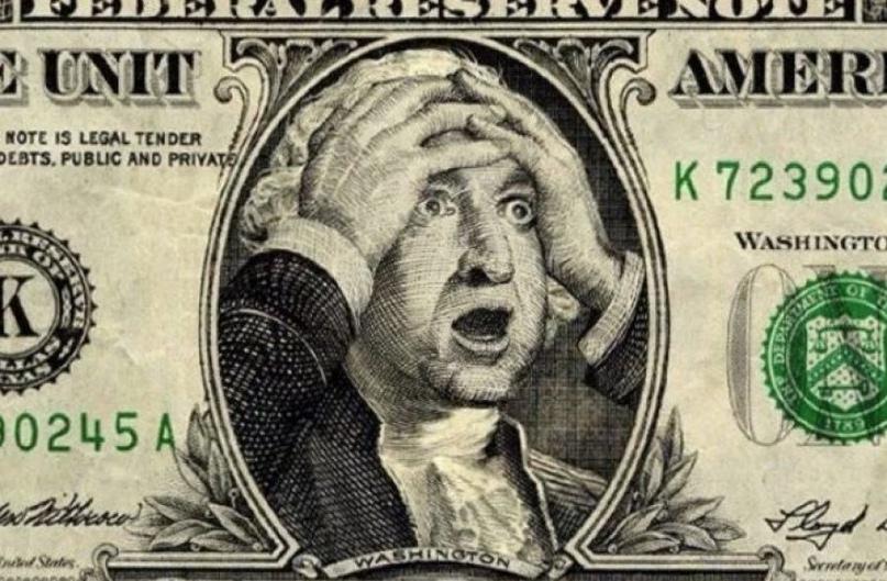 Курс доллара впервые с лета 2020 года опустился ниже 70 рублей, евро — ниже 82 рублей