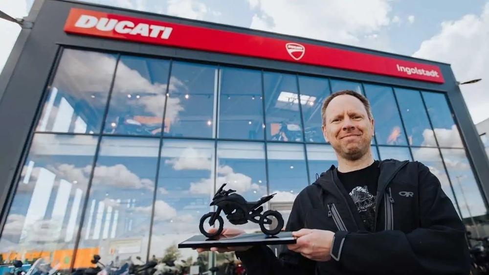 5000 Ducati Multistrada V4 всего за шесть месяцев