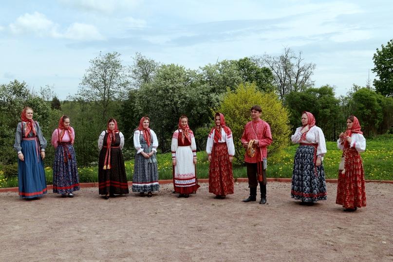 Фольклорный ансамбль «Радоница» (г.Клин)