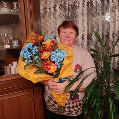 Татьяна Комлева, Пестово