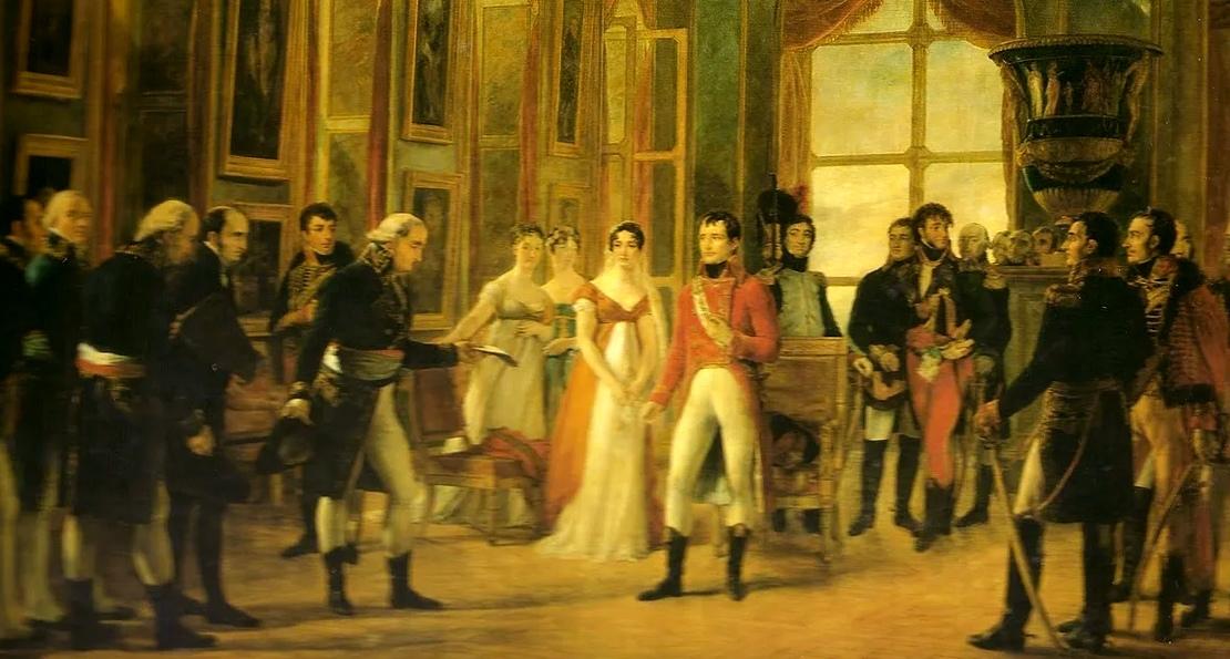 Первый консул Наполеон