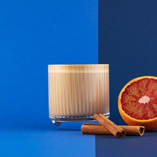 Капучино Красный апельсин - Корица