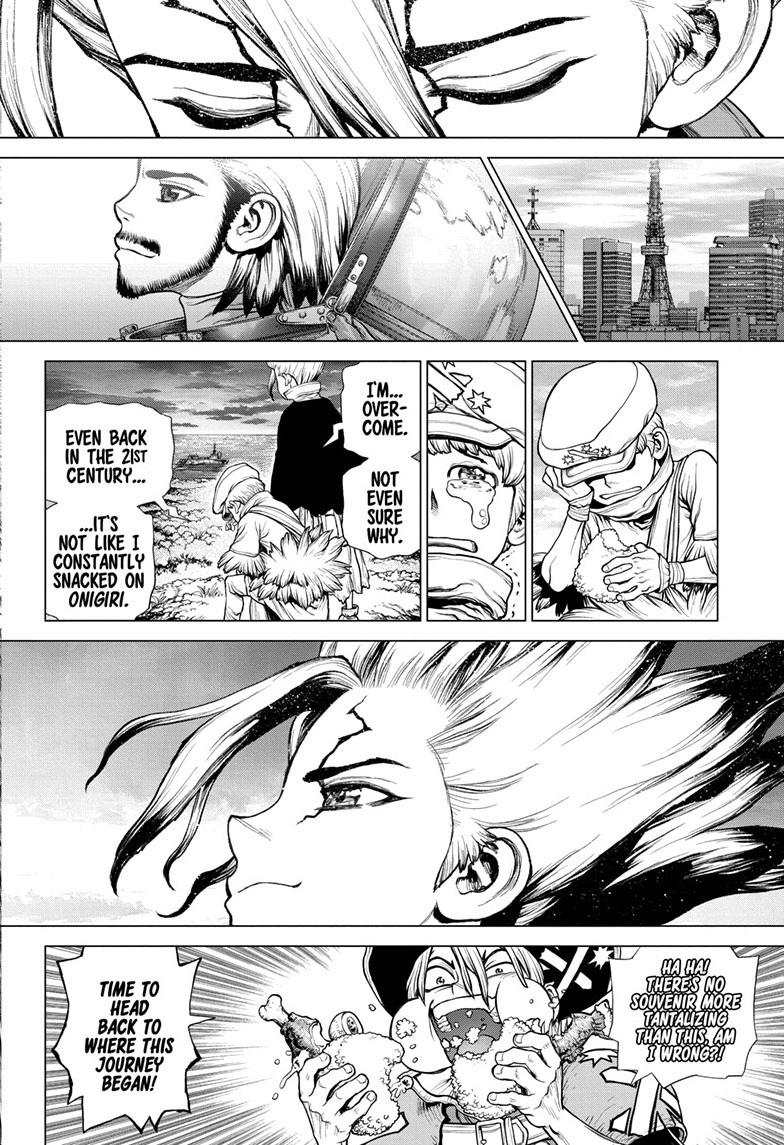Dr Stone Manga Chapter 211, image №18