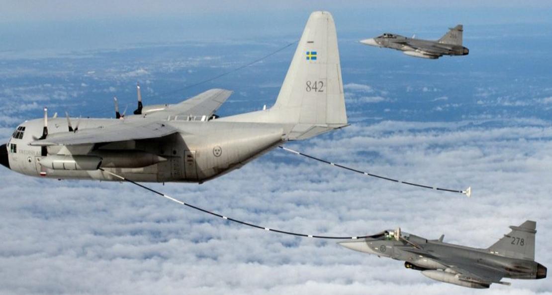 Шведские ВВС