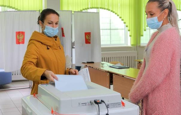 Стали известны предварительные результаты выборов в Красноярском крае. На выборах в Госдуму подсчитано уже