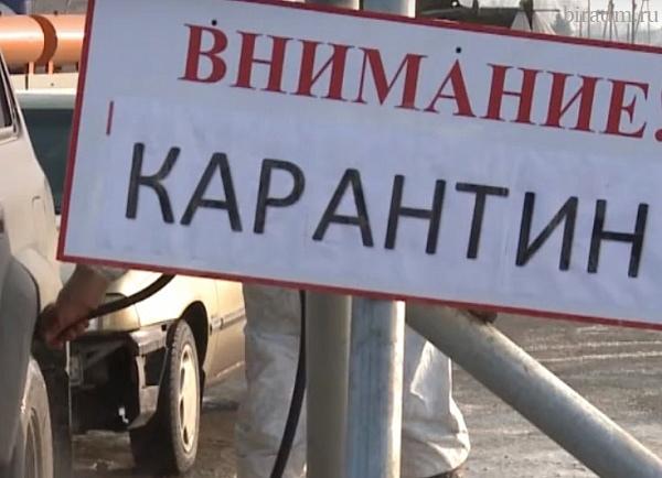 В Железнодорожном районе Самары ввели карантин по ...