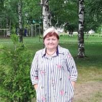Фотография страницы Любови Санниковой ВКонтакте