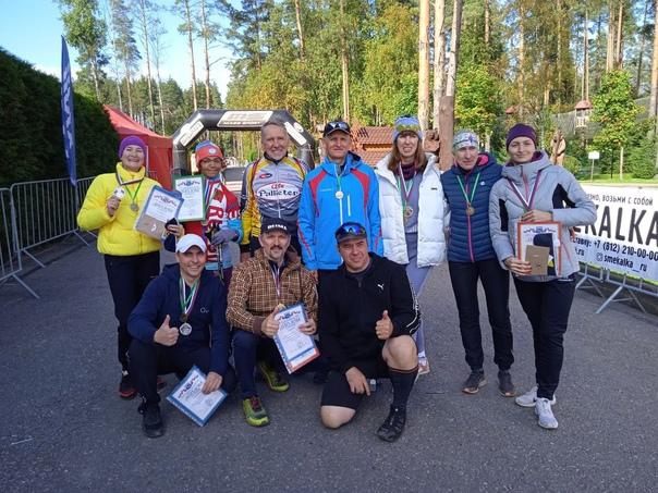 19 сентября 2021 года на территории Охта Парка прошел второй этап Кубка Ленинградской области по северной