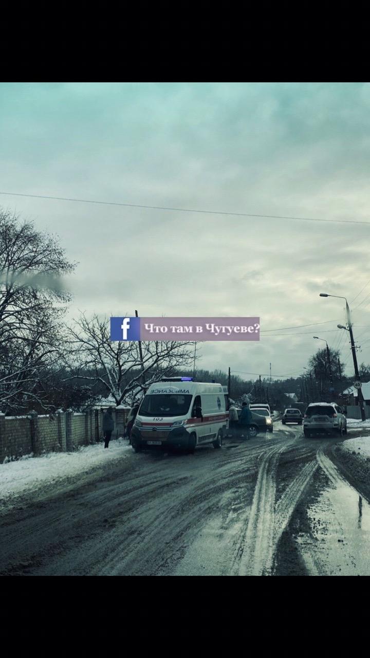 ДТП на улице Кочетокской.
