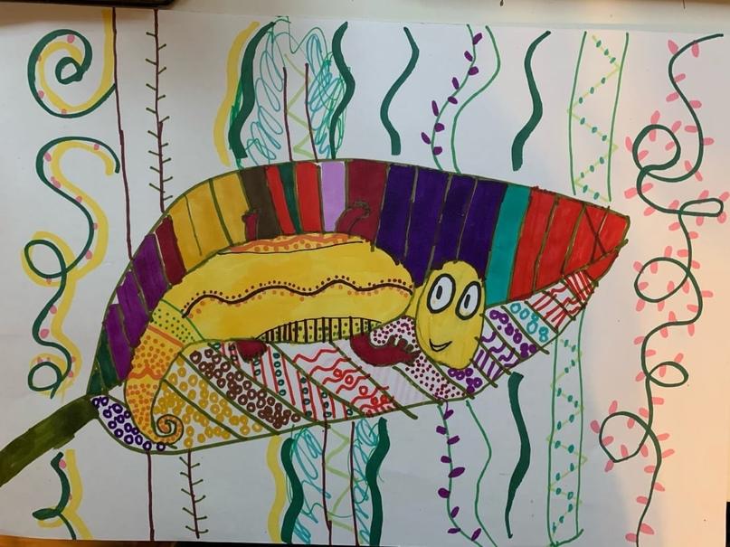 Детские рисунки YLPqWiRxT4k