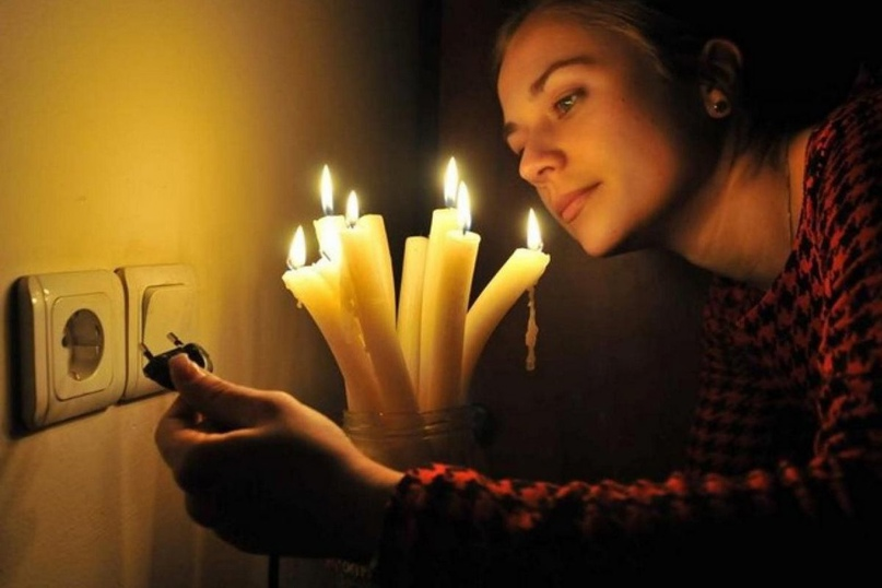 Вчера в Борисове некоторые горожане оставались без электричества
