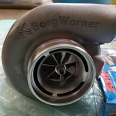 BorgWarner S200SX-E SingleScroll